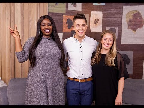 Talking body confidence with Thick Leeyonce | Afternoon Express #273 | 29 June 2016