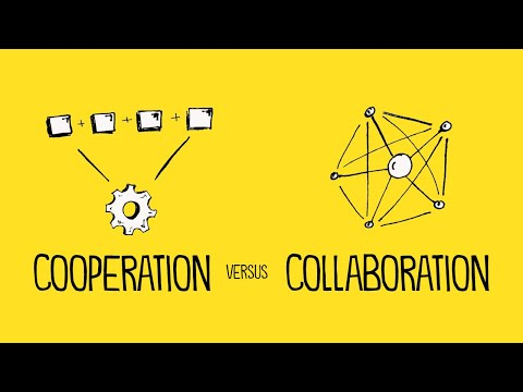 Cooperation vs Collaboration: When To Use Each Approach