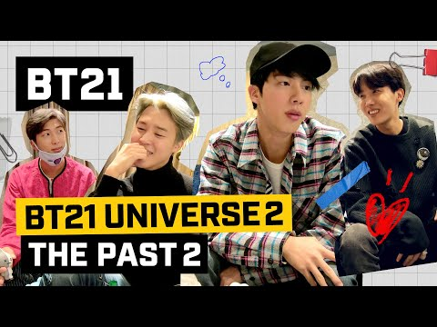 [BT21] BT21 UNIVERSE EP.02 - THE PAST 2