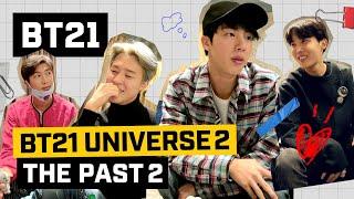 [BT21] BT21 UNIVERSE EP.02 - THE PAST 2