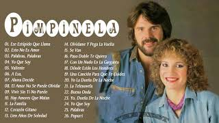 Pimpinela Sus Grandes Exitos || Las 25 Mejores Canciones De Pimpinela