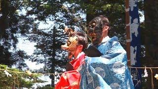 秋田県にかほ市の小滝地区に約1200年もの間継承されている「チョウクラ...
