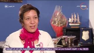 فيديو| سحر شعبان.. سيدة قهرت السرطان