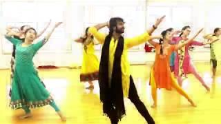 mujhe rang de bollywood dance by devesh mirchandani in taiwan