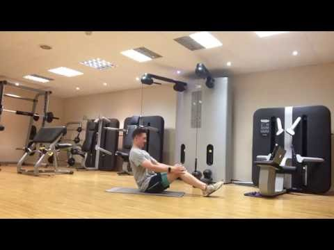 Golf Fitness – Home Core Exercises