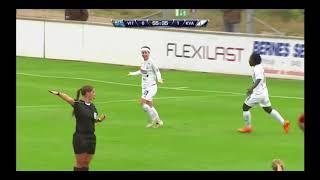 Copy of Elizabeth Addo 2017 ● Dribbling Skills, Assists & Goals   Kvarnsvedens IK