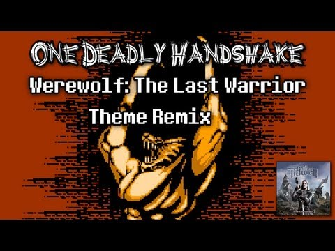 Werewolf: The Last Warrior - One Deadly Handshake (Metal Guitar Cover/Remix)