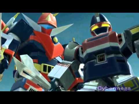 SRWZ2-1 Hakai Hen - Super Robot Wars Z2 Hakai hen- Opening