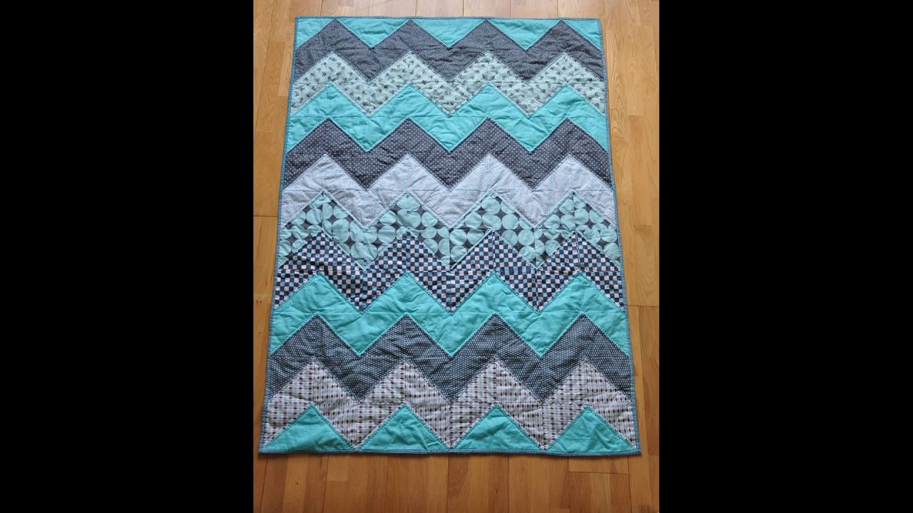 Baby Boy Quilt Patterns For Beginners Youtube