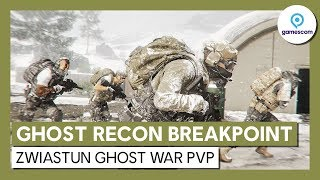 Ghost Recon Breakpoint: Zwiastun Ghost War PvP