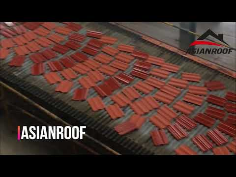 ASIANROOF - Ceramic Roofing Tiles Factory