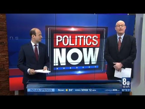 Politics NOW - May 15, 2016
