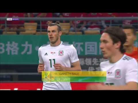 China CUP 2018:  Semifinal#1 - China vs Wales