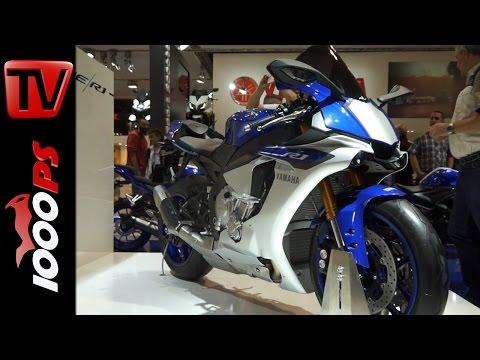 Yamaha YZF-R1 2015 | Technische Daten, Verfügbarkeit, Details