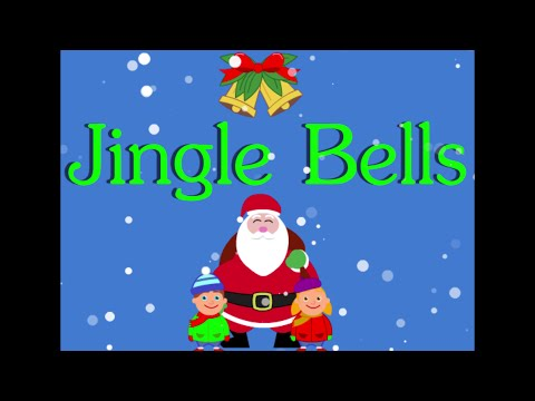 Jingle Bells | Christmas Song (Video for Kids)