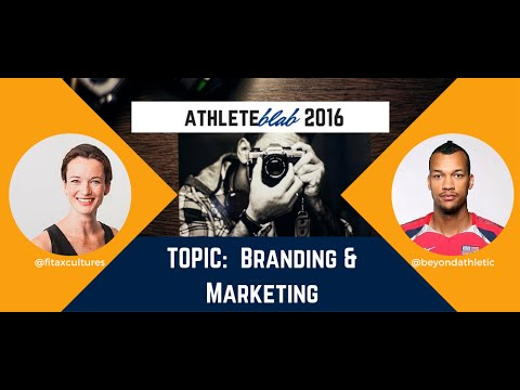Athlete Branding- What's your market value? #athleteblab