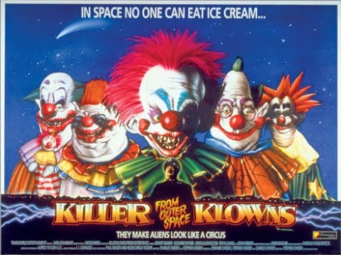 Killer klowns from outer space bloopers youtube for Return of the killer klowns from outer space