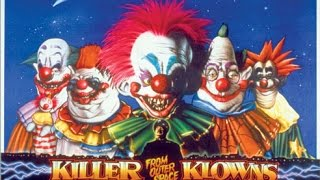 Killer Klowns From Outer Space - Bloopers