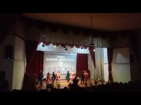 Download Second in dance competition from NAIHS CON