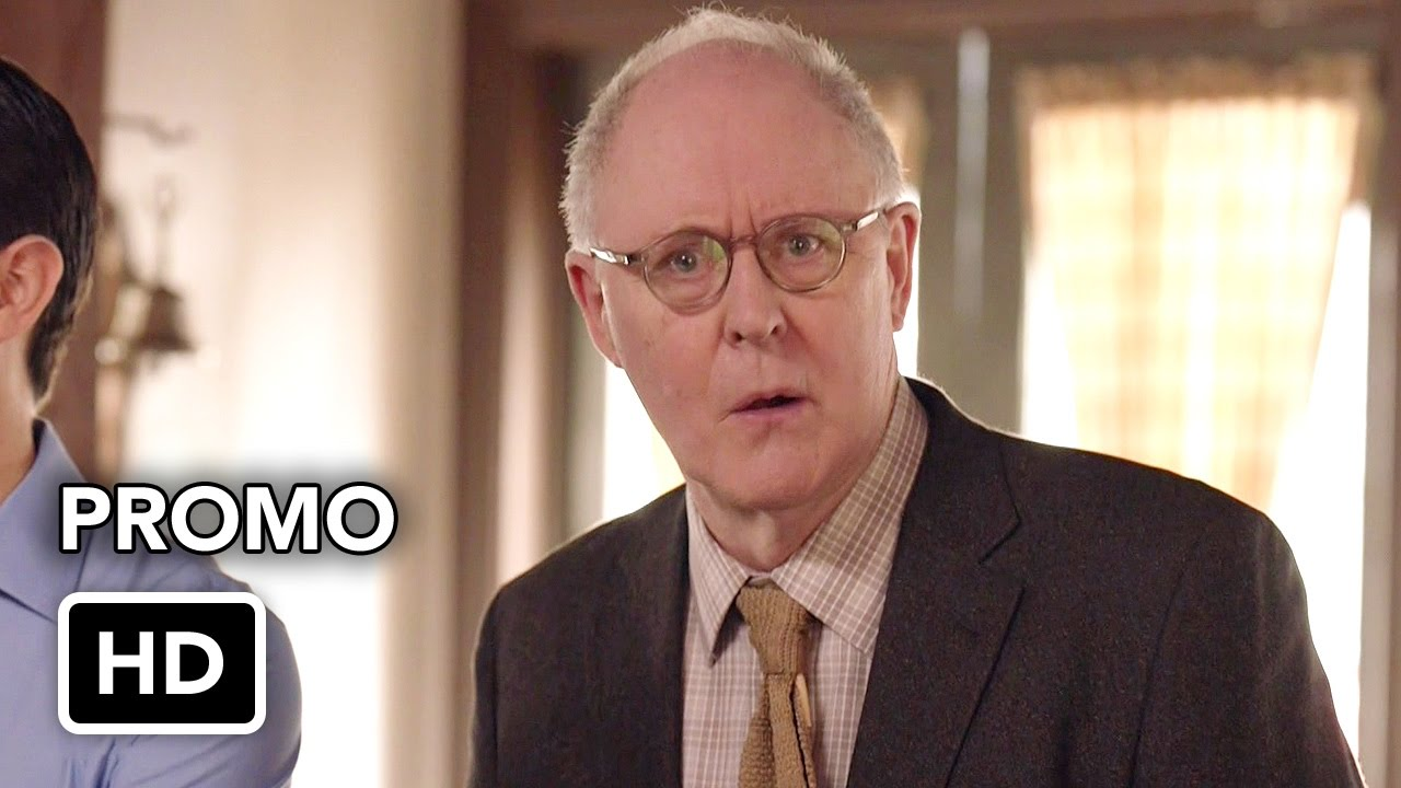 """Download Trial and Error (NBC) """"Defense Team"""" Promo HD - John Lithgow comedy series"""