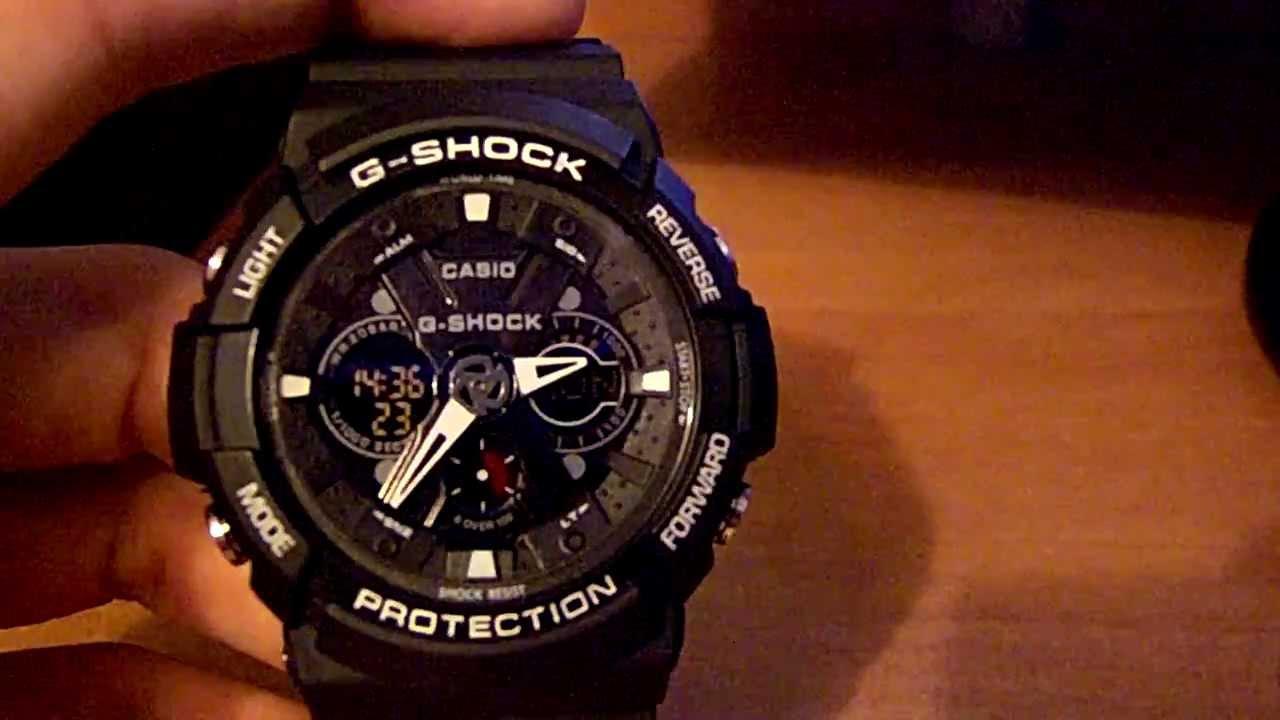 Вот именно эти кнопки нам и нужны, чтобы разобраться, как настроить часы g-shock.