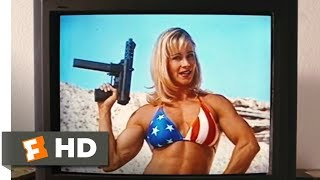 Chicks Who Love Guns - Jackie Brown (1/12) Movie CLIP (1997) HD