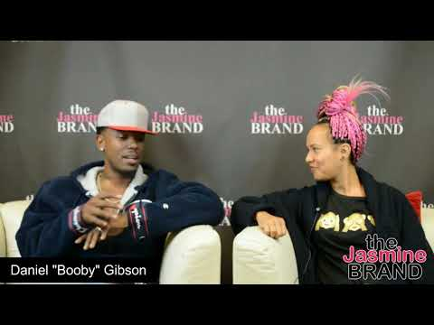 Booby Gibson On Contemplating Suicide,  Battling Depression + Living w/ Keyshia Cole