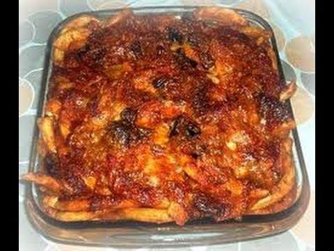 Pasta al forno alla pugliese ricette