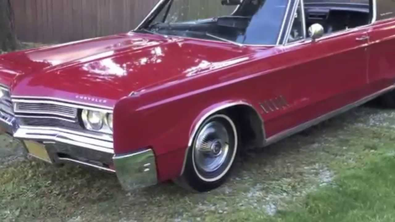 1968 chrysler 300 two door hardtop for sale youtube. Black Bedroom Furniture Sets. Home Design Ideas