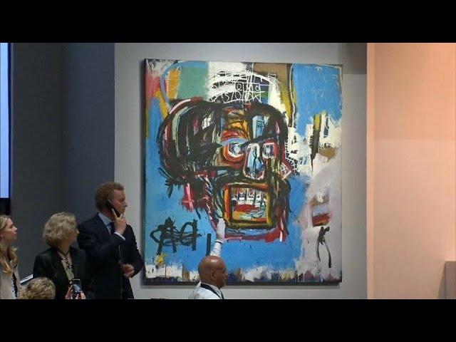 Une toile de Basquiat vendue 99 millions d'euros | un coup de maître