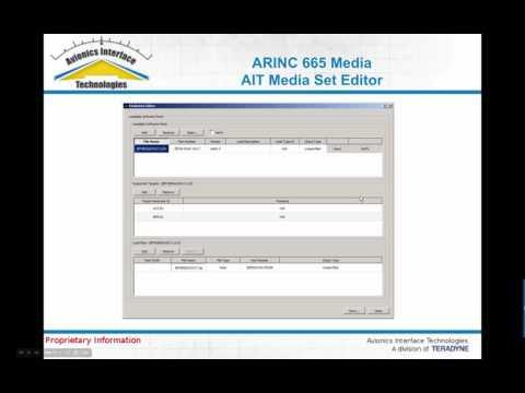 ARINC 615A Target Webinar A665 Overview