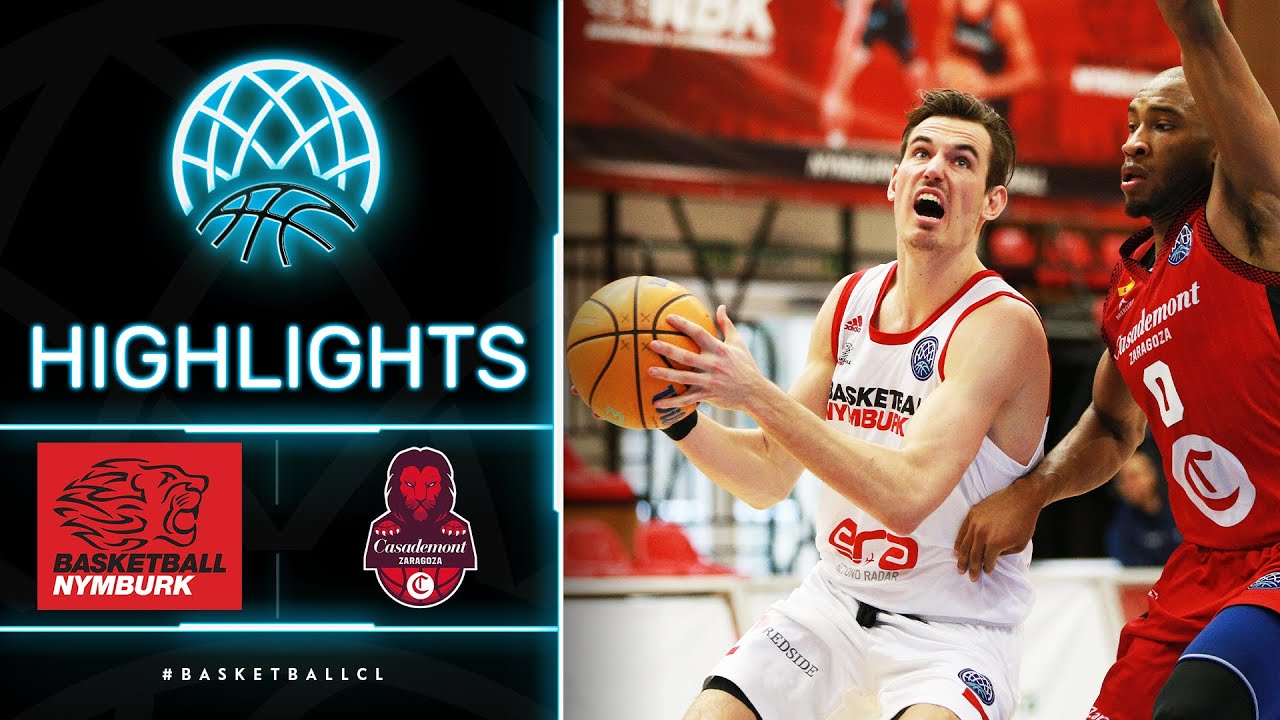 ERA Nymburk v Casademont Zaragoza - Highlights | Basketball Champions League 2020/21