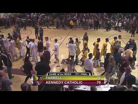 Farrell vs. Kennedy Catholic