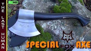 """--SPECIAL FOX AXE--  """"""""""""el hacha para el centurión,spartano y survivalista que se precie"""""""""""""""""""""""