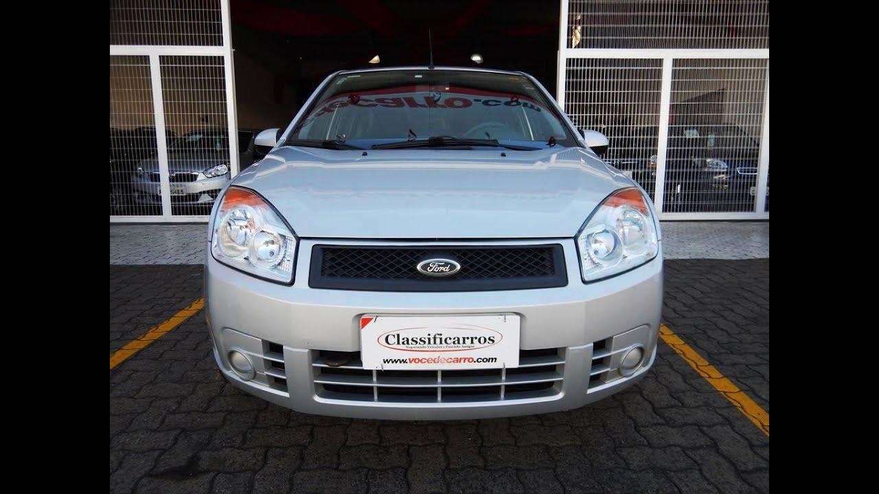 Ford Fiesta Sedan Class 1.6 8v (Flex) - 2009 - YouTube 8b621a872f1e8