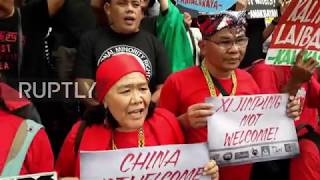 Philippines: Protesters urge govt. to uphold Hague ruling on South China Sea