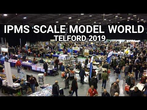 IPMS Scale Model World 2019 - Telford Model Show