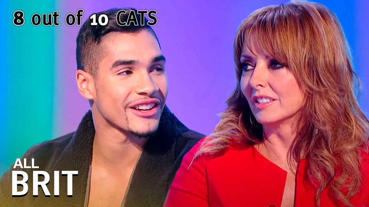 Download 8 Out of 10 Cats with Olympic Gymnast Louis Smith & Carol Vorderman   S14 E06   British Comedy