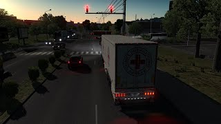 Game Play Euro Truck Simulator…