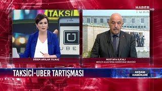 Taksici-Uber Tartışması (Mustafa Ilıcalı)