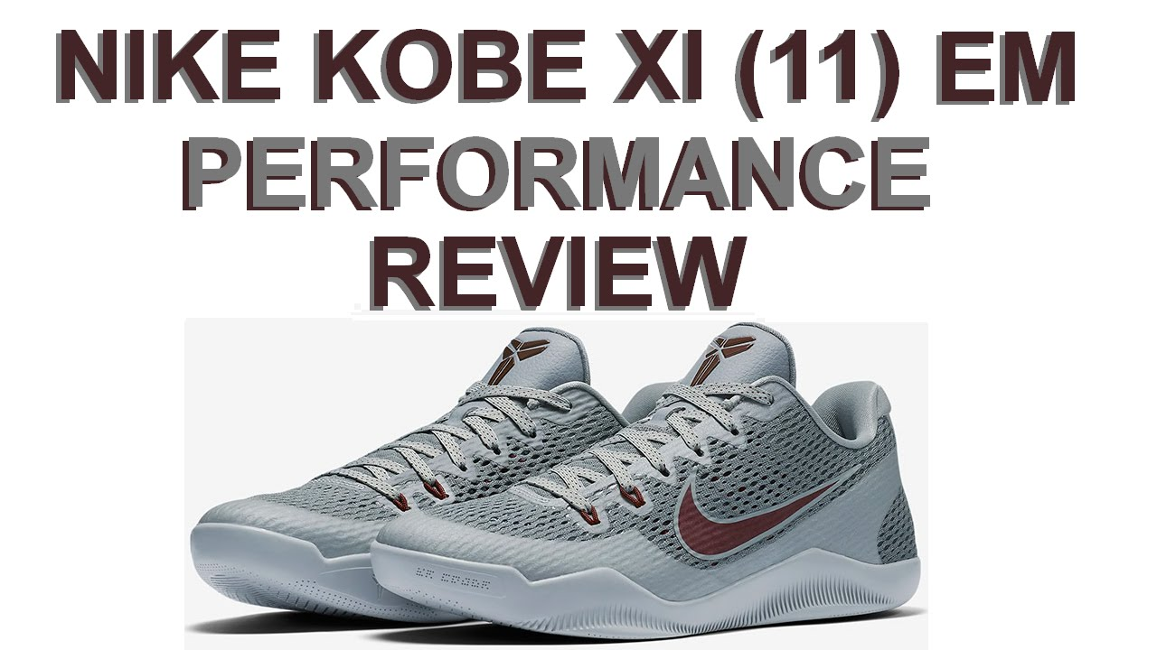 best service 26f53 ffd13 ... france nike kobe 11 performance review 9d889 93d4d clearance kobe xi  elite ...