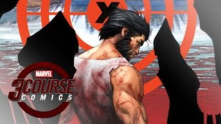 Revisiting Death of Wolverine - Episode 2, Part 1 - 3 Course Comics