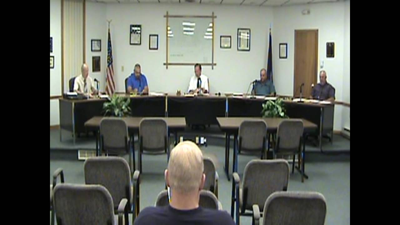 Rouses Point Village Board Meeting  9-6-16