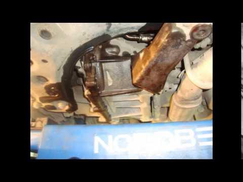 Как сделать ремонт подвески на Alfa Romeo 147