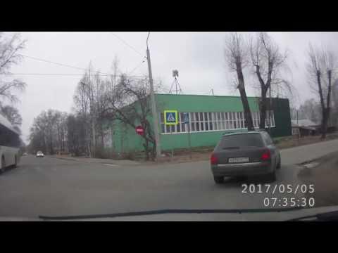 Сыктывкар-нарушители пдд и девочка камикадзе