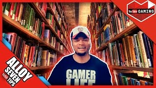 The More You Learn The More You Earn - Alloy Seven Library