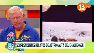 Sorprendentes relatos de astronauta del Challenger | Bienvenidos