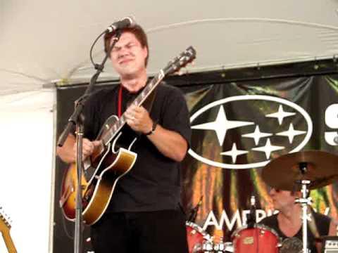 """Jimmy Adler - """"Hambone"""" -  Johnstown Flood City Music Festival- 08-08-10"""
