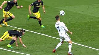 Cristiano Ronaldo Single-handedly Beating Atletico Madrid | HD 1080i