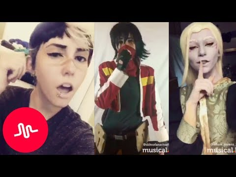 Voltron Cosplay Musical.ly Compilation 2017 [Part 1]